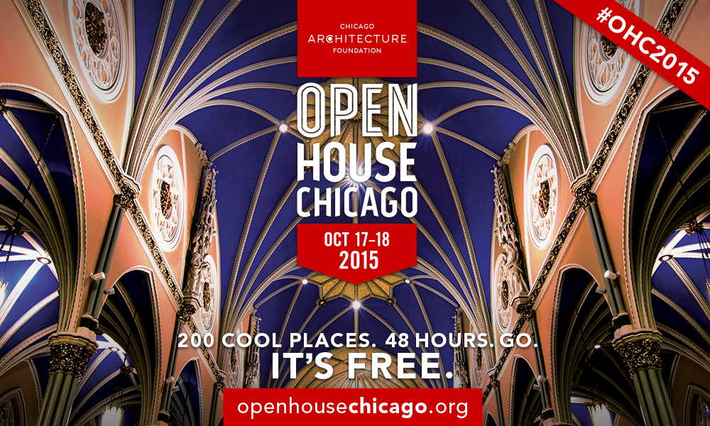 Open House Chicago 2015