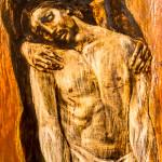 """""""Pieta"""" 1955"""
