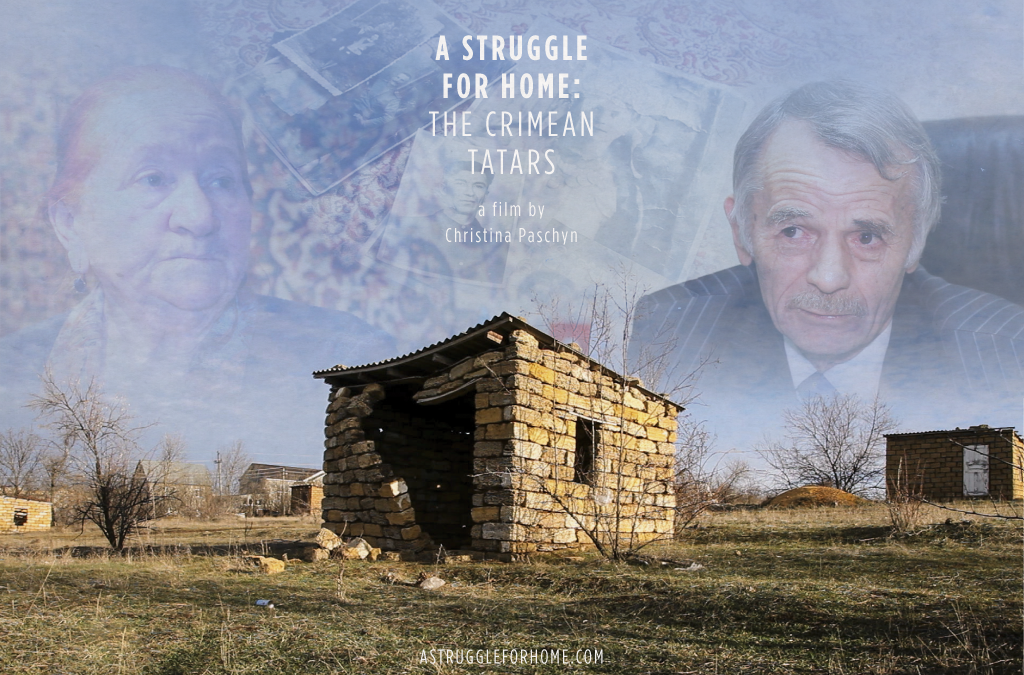 """A Struggle for Home: The Crimean Tatars"" Screening"