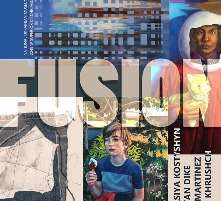 FUSION Art Exhibition continues through Sunday, December 24th.
