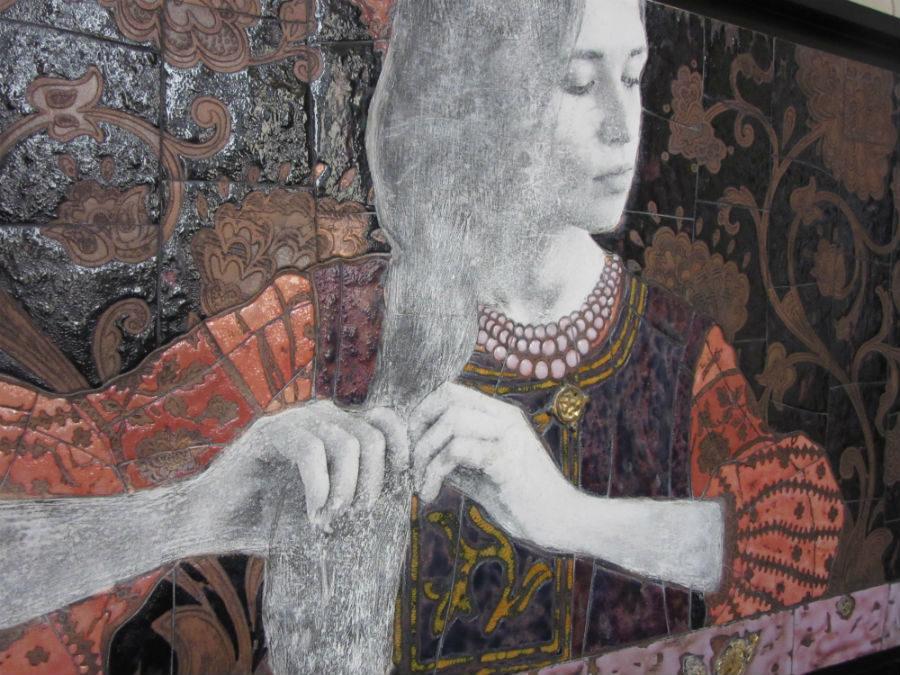 Coming in June New Exhibit: Images of Enamel by Oleksii Koval