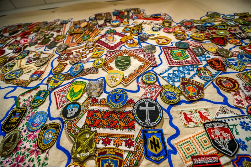 Embroidery: The Road to Victory