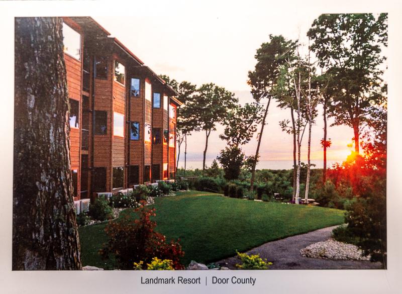 Landmark Resort/ Door County Gift Certificate