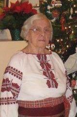 Myroslava Batorfalvy  –  UNM volunteer for over 25 years