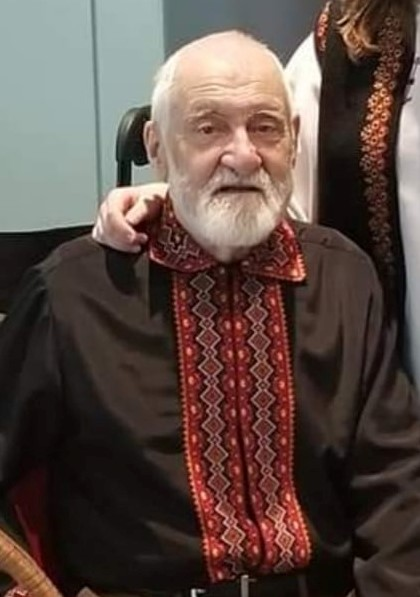 The Ukrainian National Museum mourns the loss of Jaroslaw Samycia